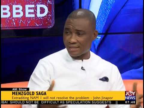 Cost Of Power - AM Talk on JoyNews (16-1-19)