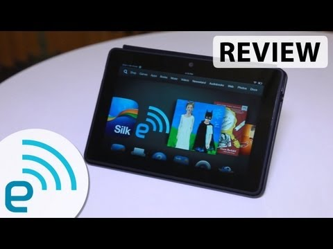 Amazon Kindle Fire HDX review (7-inch) | Engadget