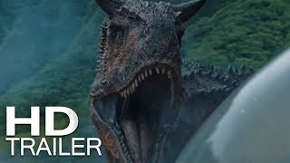 JURASSIC WORLD: REINO AMEAÇADO | Trailer (2018) Legendado HD
