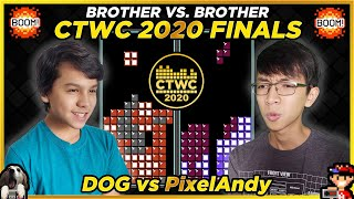 2020 Classic Tetris World Championship GRAND FINAL