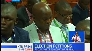 40 appeals filed after the high court heard and determined 338 electoral petitions