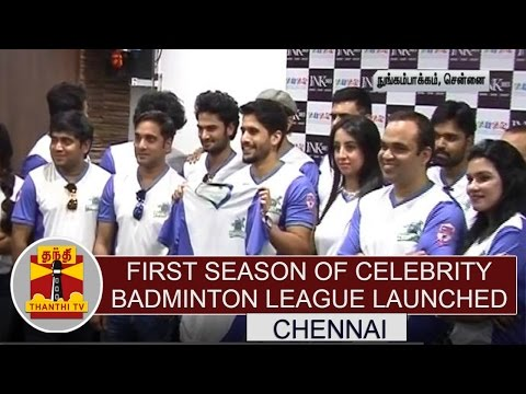 First-season-of-Celebrity-Badminton-League-launched-in-Chennai-Thanthi-TV