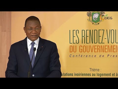QUARTIERS PRECAIRES D'ABIDJAN : UN PROJET D'AMENAGEMENT VA AMELIORER LES CONDITIONS DE VIE DES HABITANTS