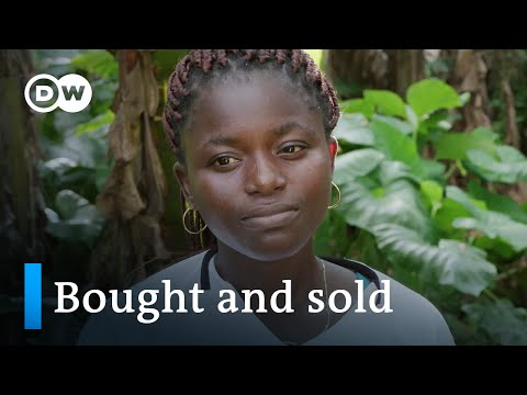 , title : 'Sex trafficking in Nigeria   DW Documentary