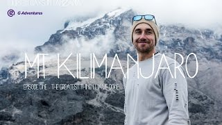 Join The Naked Traveller as he summits Mount Kilimanjaro the greatest thing he's ever done