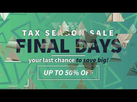 Tax Season Final Days