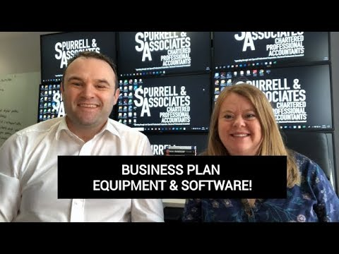 Edmonton Business Consultant | Equipment & Software