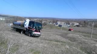 Доставка водонапорной башни Рожновского ВБР - видео 1