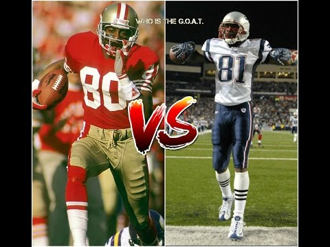 Who Was The G.O.A.T.  Jerry Rice Vs. Randy Moss Highlights