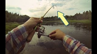 Чем лучше в октябре ловить окуня на спиннинг