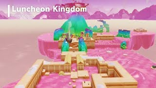 Luncheon Kingdom Speedrun Guide