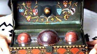 Quidditch (Bälle) Koffer im Test! - DAGITEST