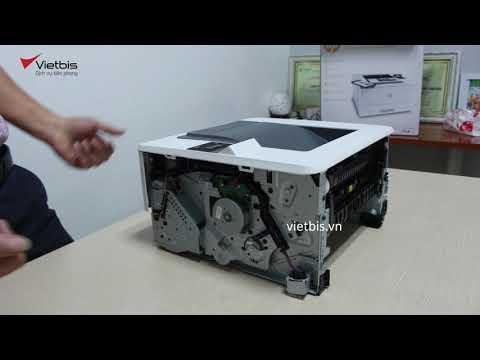 Linh kiện máy in laser HP M404 có giống với HP M402 ?