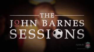 John Barnes Sessions Ep1 - Bill Shankly