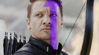 """""""I can't seem to miss."""" Clint Barton   Hawkeye"""
