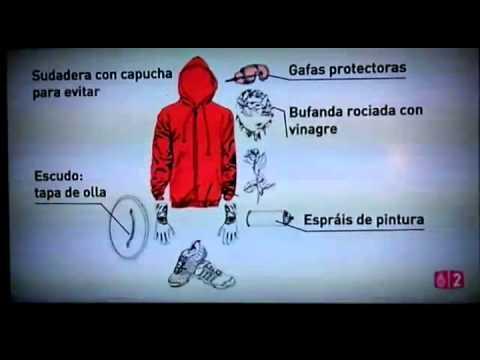 MANUAL DE PROTECCION PARA EL MANIFESTANTE..