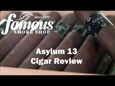 Asylum 13 video