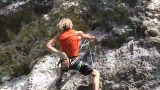 preview picture of video 'THE LEADER - climbing in Natisone'