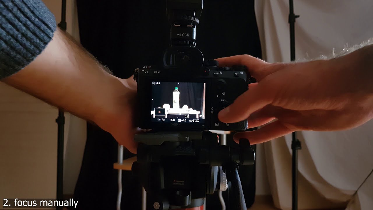 product photography diy at home by elia cavas