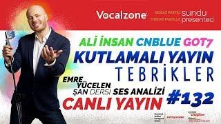 Haftalık Ses Analizi Canlı Yayını (3 KONUK 3 TEBRİK) #132 - 2018 Eylül 16 HD #şandersi