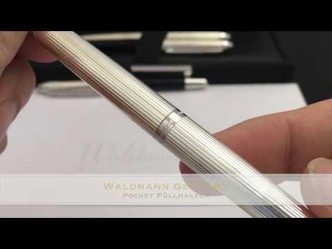 Waldmann Pocket Füllhalter