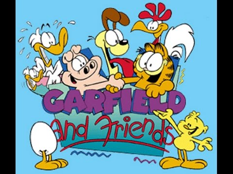 Garfield Y Sus Amigos Español Latino 076 Sobre Gustos No Hay Dieta