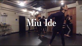 【DANCE WORKS】Miu Ide | Contemporary Fusion | Ani DiFranco - School Night