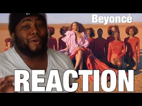 Beyoncé – SPIRIT From Disney's The Lion King (Official Video) | REACTION - ALL ABOUT JOEY SINGS
