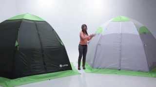 Кемпинговые палатки зимние