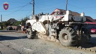 Lucrari de modernizare pe 6,4 km de strazi din comuna Lumina