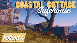 The Lovers Safehouse - Fallout 4 Coastal Cottage Tour