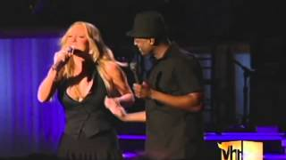 Mariah Carey - I'll Be There Ft Trey Lorenz (Live 2005)