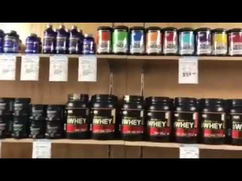 Supplements Store Now Open