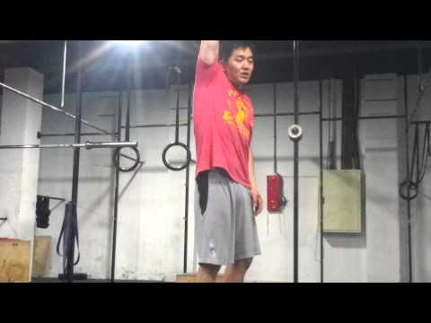 CrossFit ILC - Why shoulder and elbow pain from kipping pull-ups