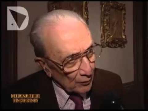 in questa puntata di Mirabile ingegno intervista con Ferdinado Imposimato per la presentazione del suo libro la repubblica della stragi impunite. Un servizio...