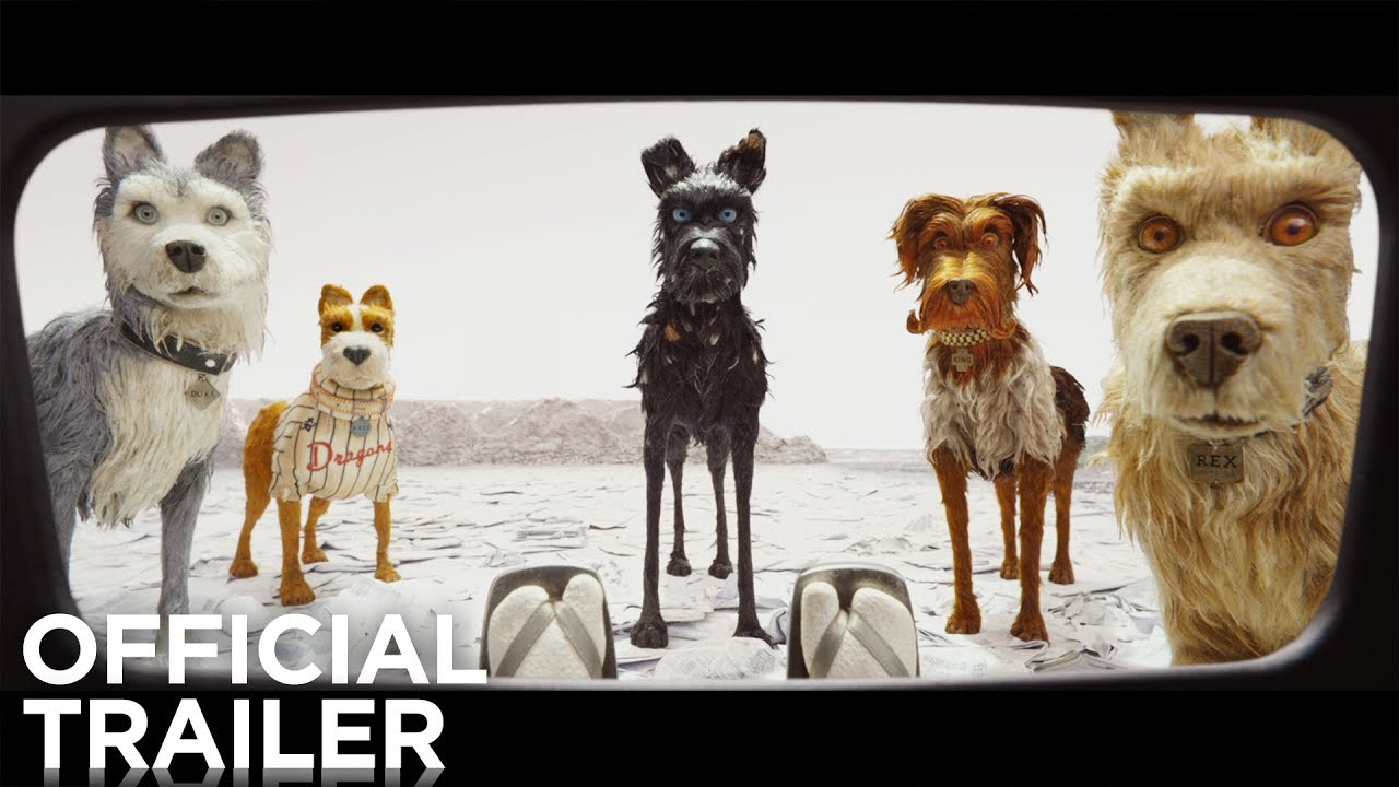 Much Excite: Isle of Dogs