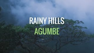 Agumbe � the rain-country