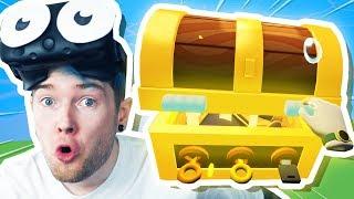 I Found BURIED TREASURE!   Vacation Simulator VR #2