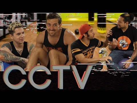 FUNHAUS GYM (feat. James Willems) • CCTV #12