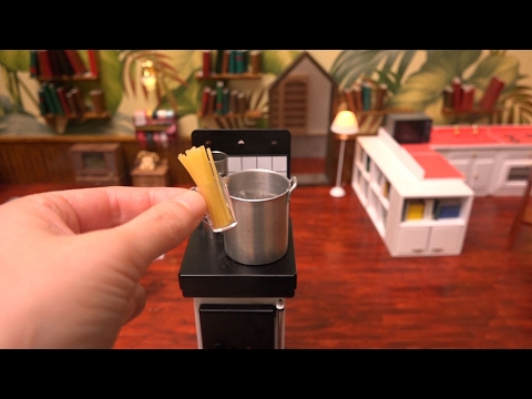 MiniFood Carbonara 食べれるミニチュアカルボナーラ
