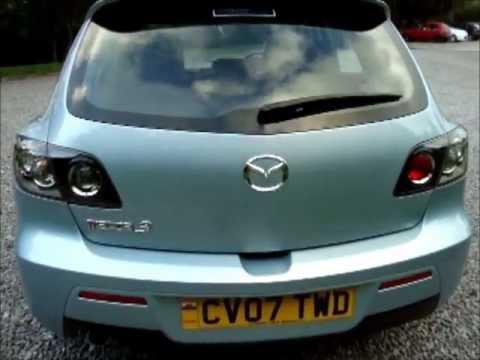 2007 Mazda 3 2 0 Sport