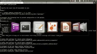 Jboss EAP 7 - monitoring jboss using JvisualVM with JMX remote params