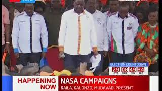 Raila Odinga orders a minute of silence in honour of slain IEBC ICT manager Chris Msando