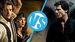 The Mummy (1999) VS The Mummy (2017) : Movie Feuds