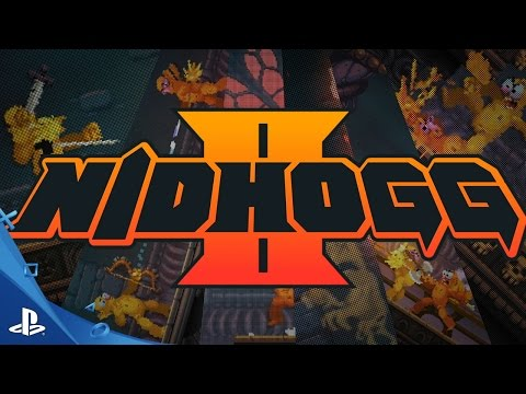 Nidhogg 2 - Announcement Trailer | PS4 thumbnail