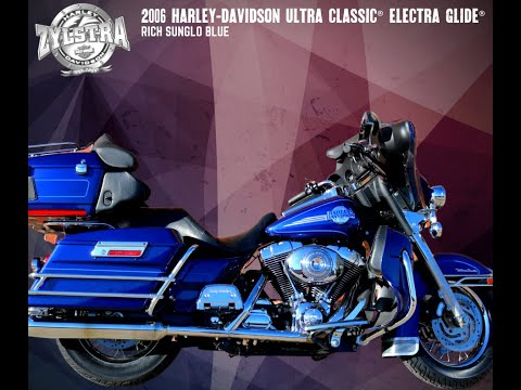 2006 Harley-Davidson Ultra Classic® Electra Glide® in Ames, Iowa - Video 1