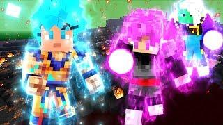 The Power of Super Saiyan ROSE in Dragon Block C
