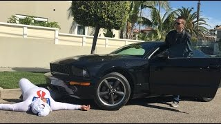 Stuff Happens When You Drive a Mustang