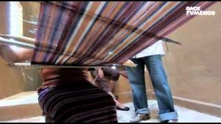 El Once es Tradiciones - Manos de artesano: Textiles. Siete Regiones, Oaxaca