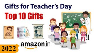 Top 10 Best Gifts For Teachers On Teacher's Day (2020) 👫|| Gifts For Teachers From Students
